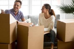 Nos différents tarifs de déménagement