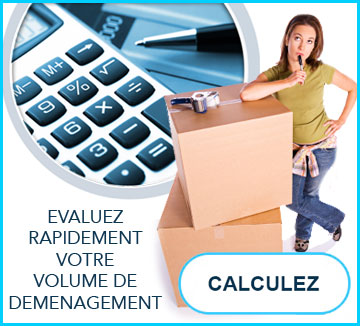 évaluez votre volume de déménagement gratuitement